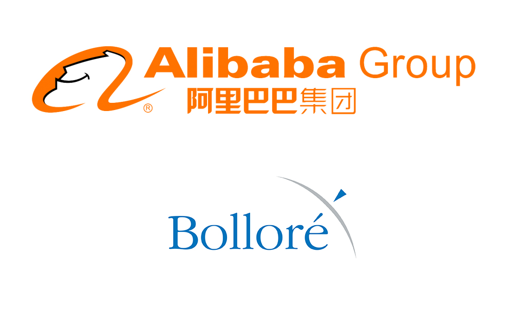Bollor Group And Alibaba Group Announce Global Partnership