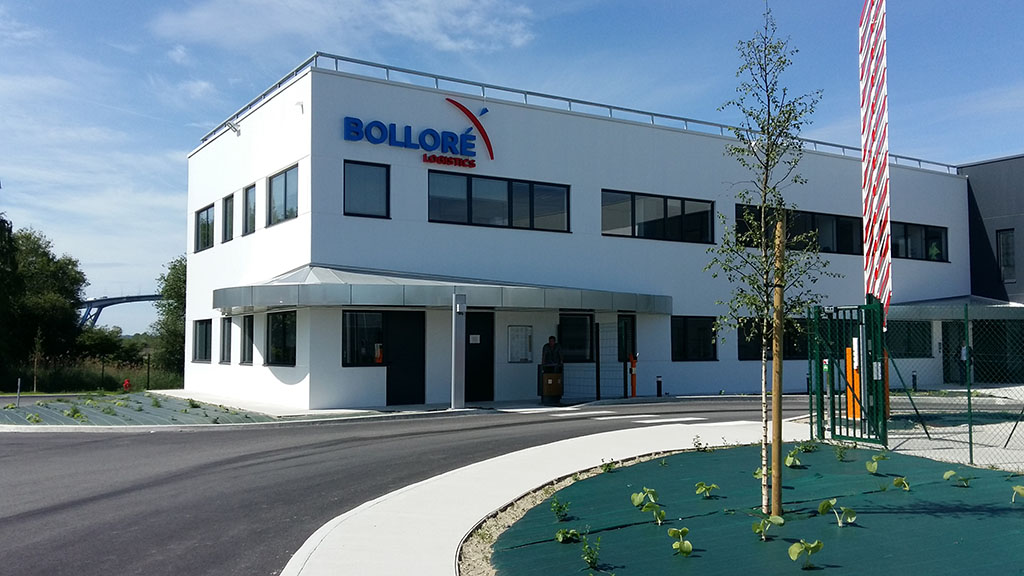 Bolloré Logistics Inaugurates its New Multimodal Hub in Le Havre